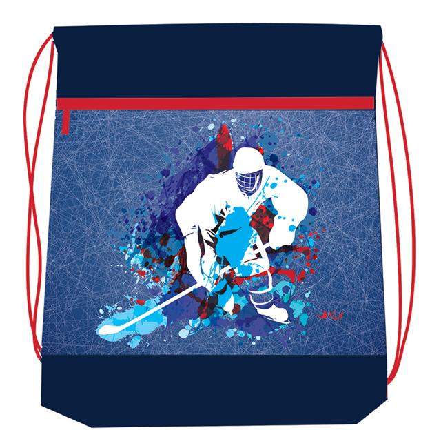 Vrecko na prezúvky, telocvik Hockey REYBAG
