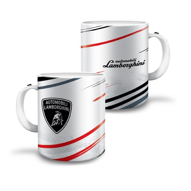 Hrnček Lamborghini keramika