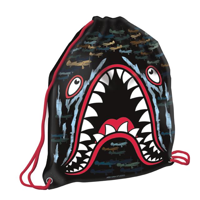 Vrecko na prezúvky Flying Sharks