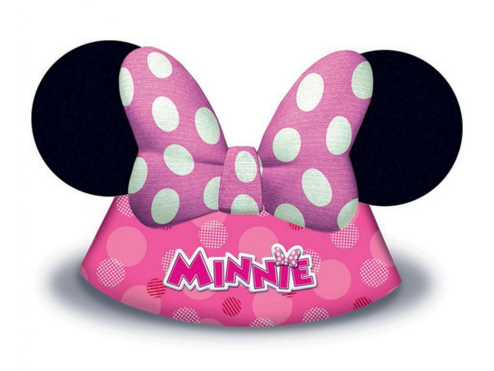 ca33d3a4d Klobúk Minnie 6ks papierový | eshop | Nina-fashion.sk