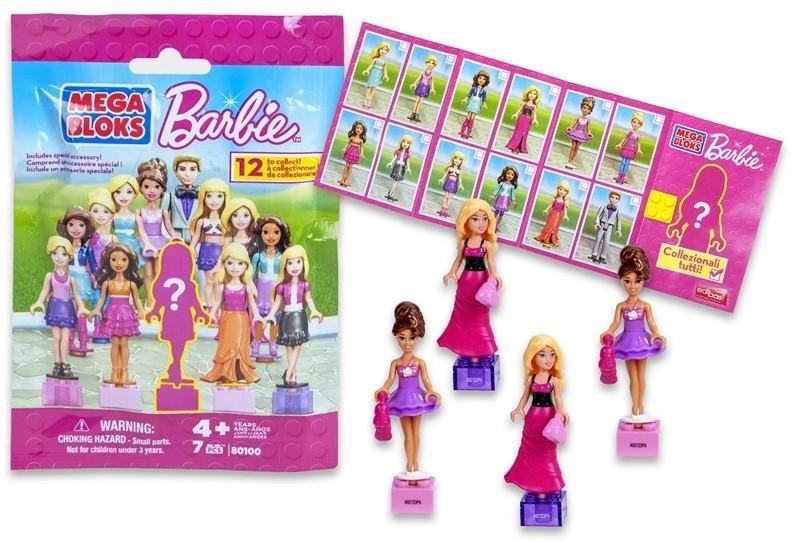 Figúrky MEGA BLOCKS Barbie