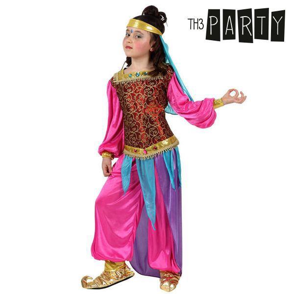 Karnevalový kostým Arabská tanečnica 3-4r