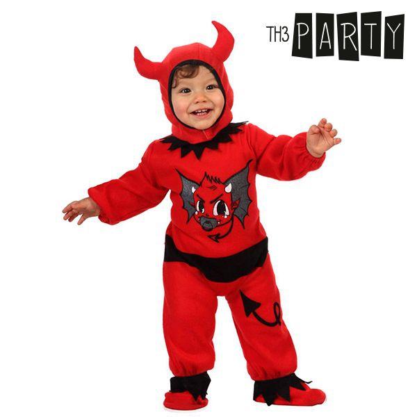 Karnevalový kostým Party Diabol  12-24 mesiacov