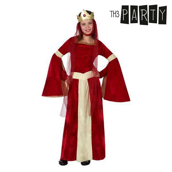 Karnevalový kostým Stredoveká dáma 10-12 rokov