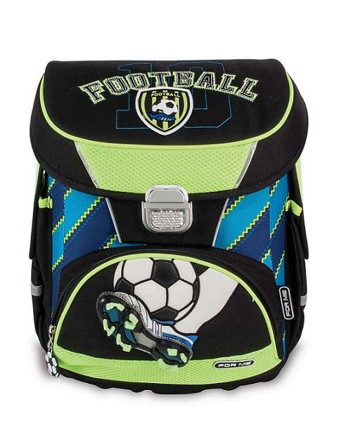 Školská taška anatomická Footbal- FOR ME
