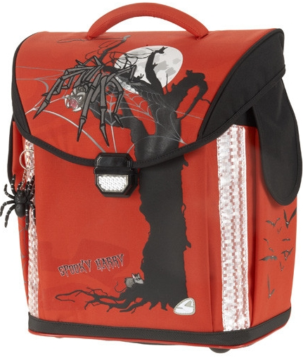 Školská taška Schneiders pavúk
