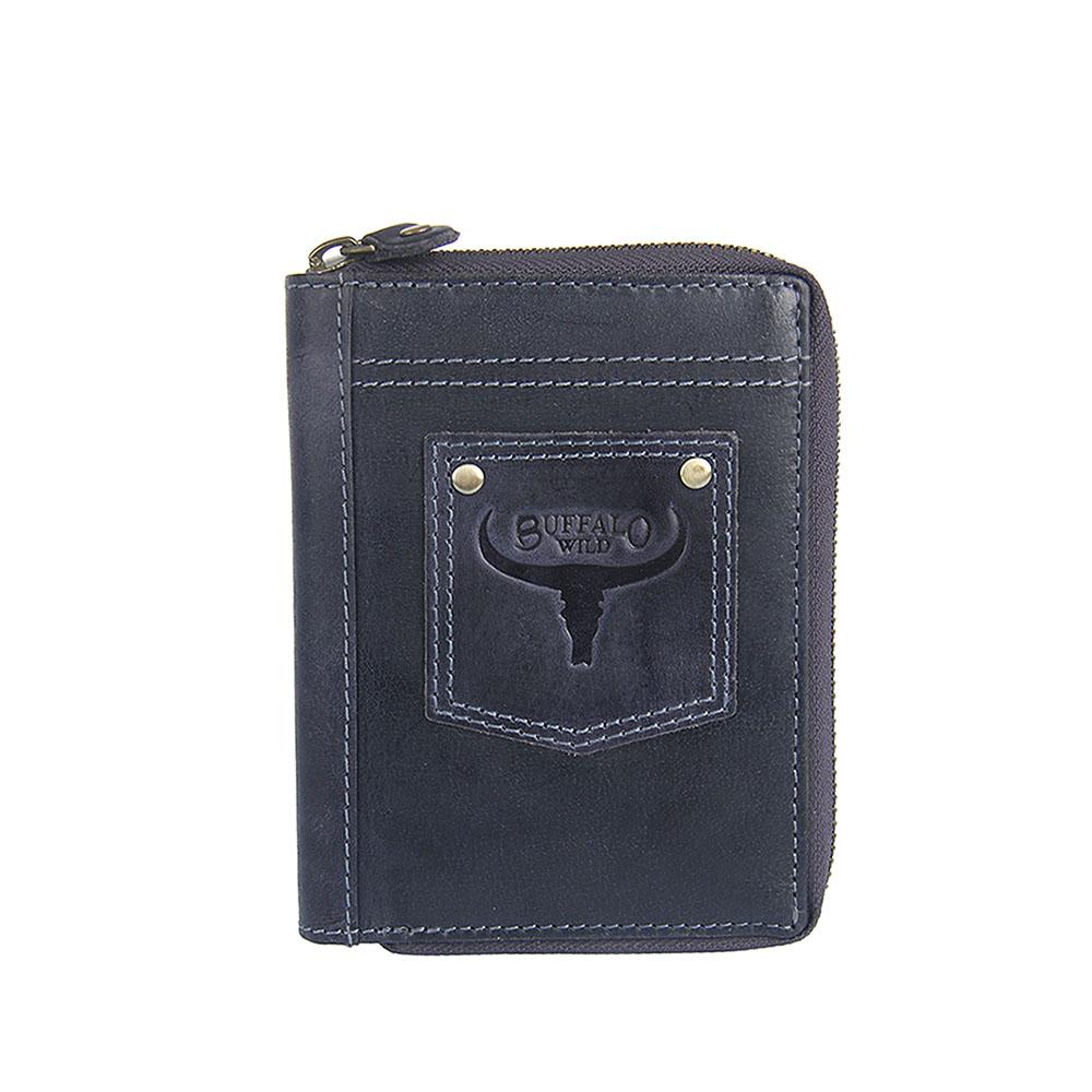 0cf09db04 Pánska kožená peňaženka WILD | eshop | Nina-fashion.sk