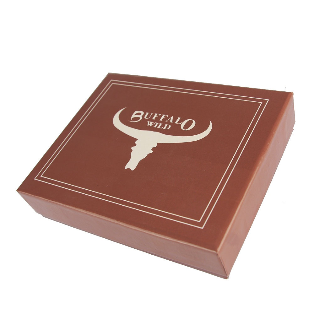 Pánska kožená peňaženka WILD. Novinka. Obrázok (4) ce5613bda7b