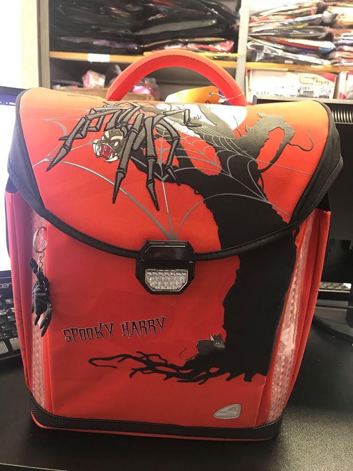 4fe73ef1fa Školská taška Schneiders pavúk