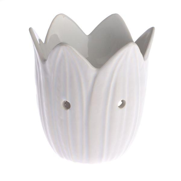 Keramická aromalampa 12,5 × 12,5 × 10,5 cm