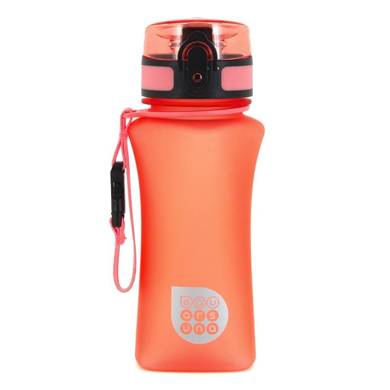 Fľaša plastová oranžová