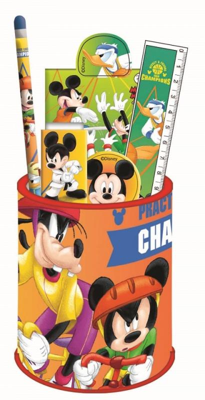 Písacia súprava Mickey v stojane