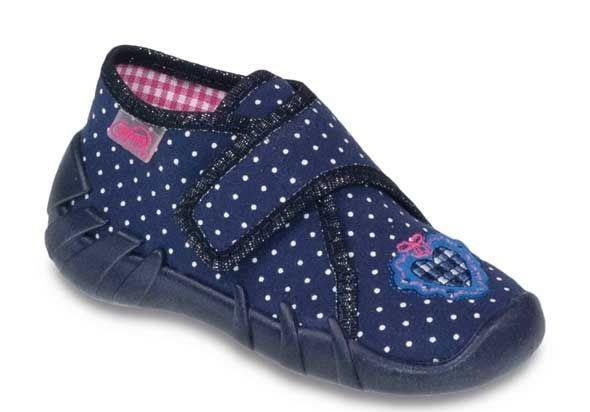 Dievčenské papuče BEFADO - 112P171 24