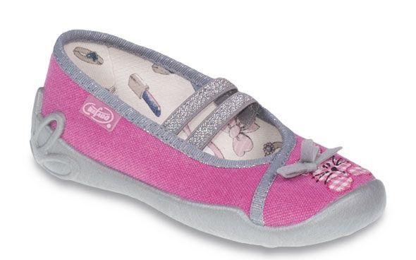 Dievčenské papuče BEFADO - 116X201  30