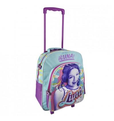 Cestovný kufor Soy Luna na kolieskach