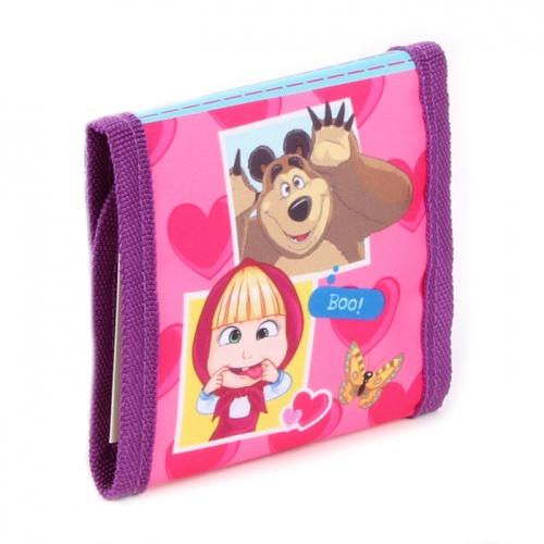 Peňaženka Máša a Medveď