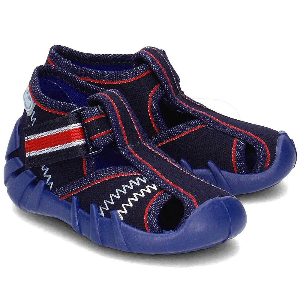Chlapčenské papuče, sandálky BEFADO - 190P076 21