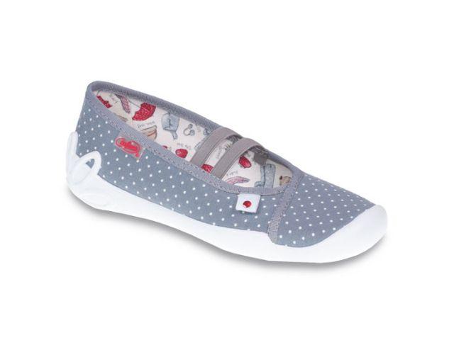 Dievčenské papuče BEFADO - 116Y199 36