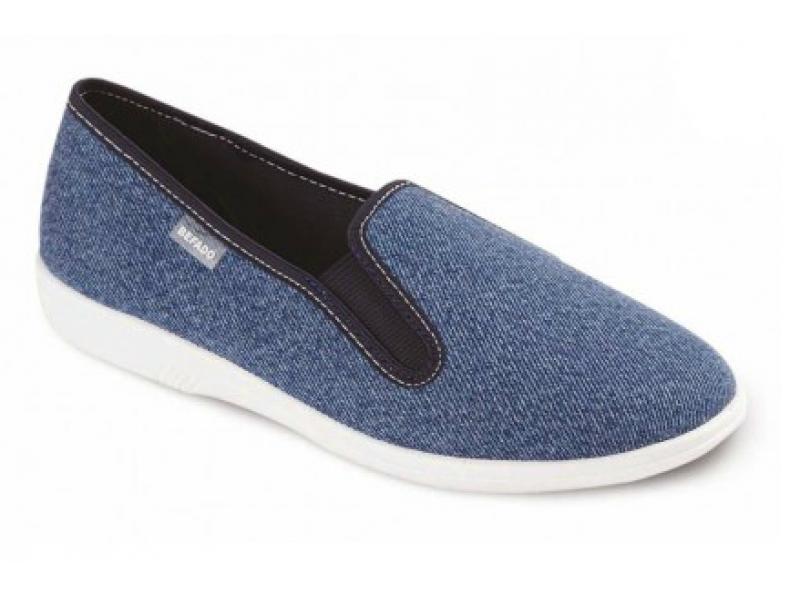 Chlapčenské papuče BEFADO - 401Q018    40