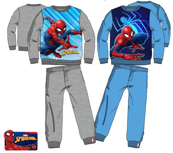 Tepláková súprava Spiderman 98 šedá