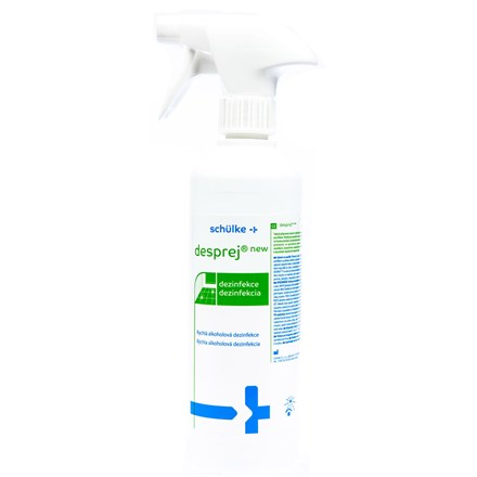 Dezinfekčný sprej s rozprašovačom 500ml