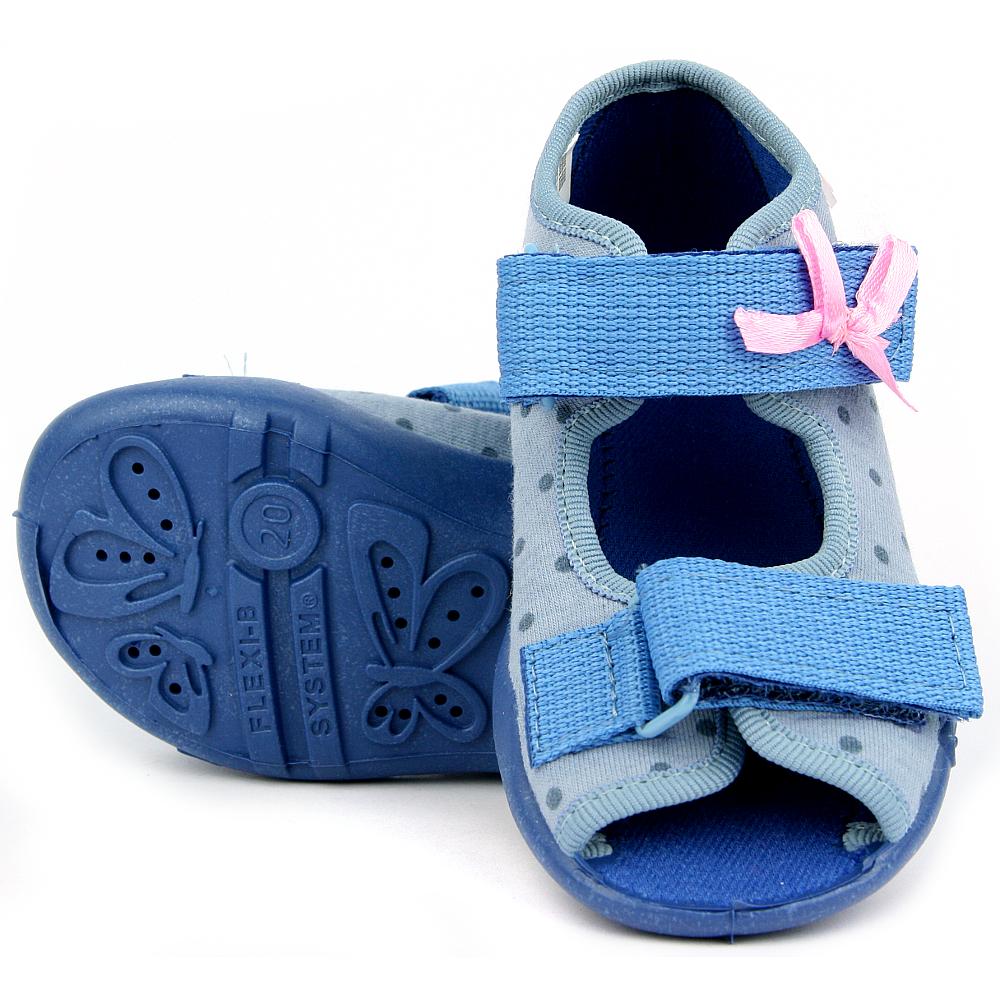 Dievčenské sandálky BEFADO - 242P047 21