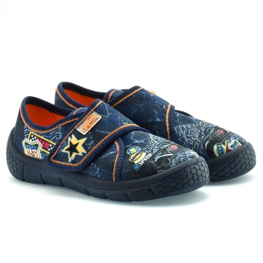 Chlapčenské papuče BEFADO - 537X012 25