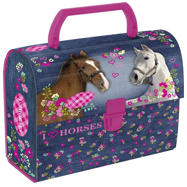 Kufrík malý koník