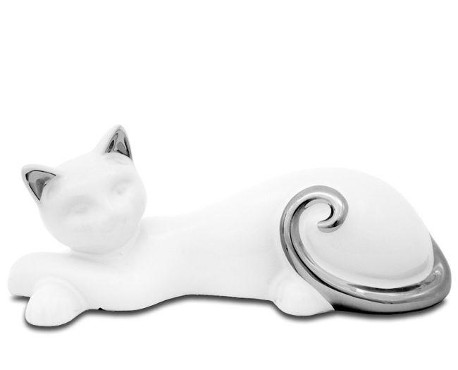 Keramická mačička