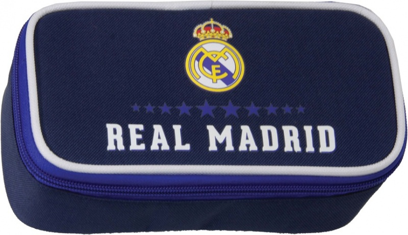 Peračník Real Madrid 1-zipsový neplnený