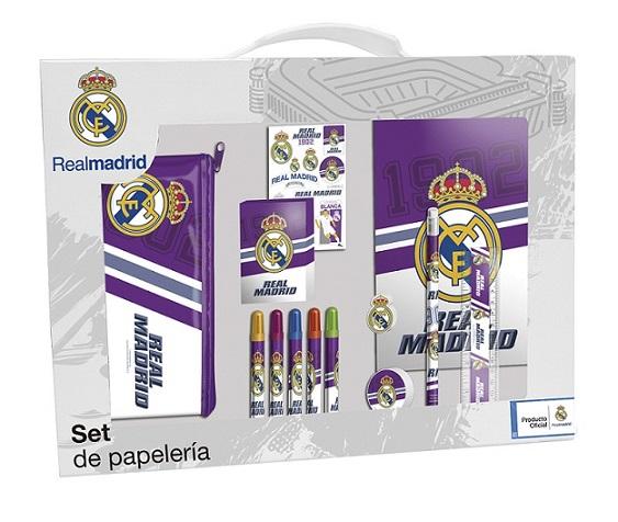 Real Madrid- písací set 20ks