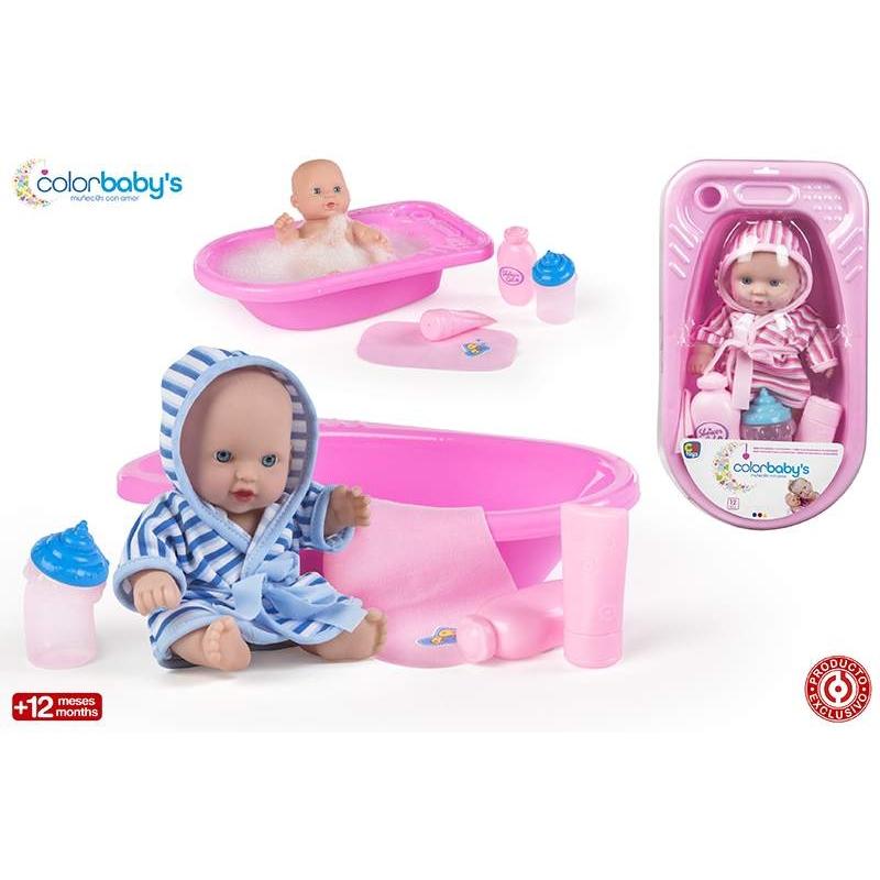 Bábika bábätko s doplnkami