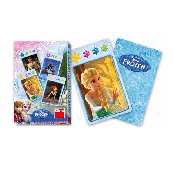 Kvarteto Frozen-ľadové kráľovstvo