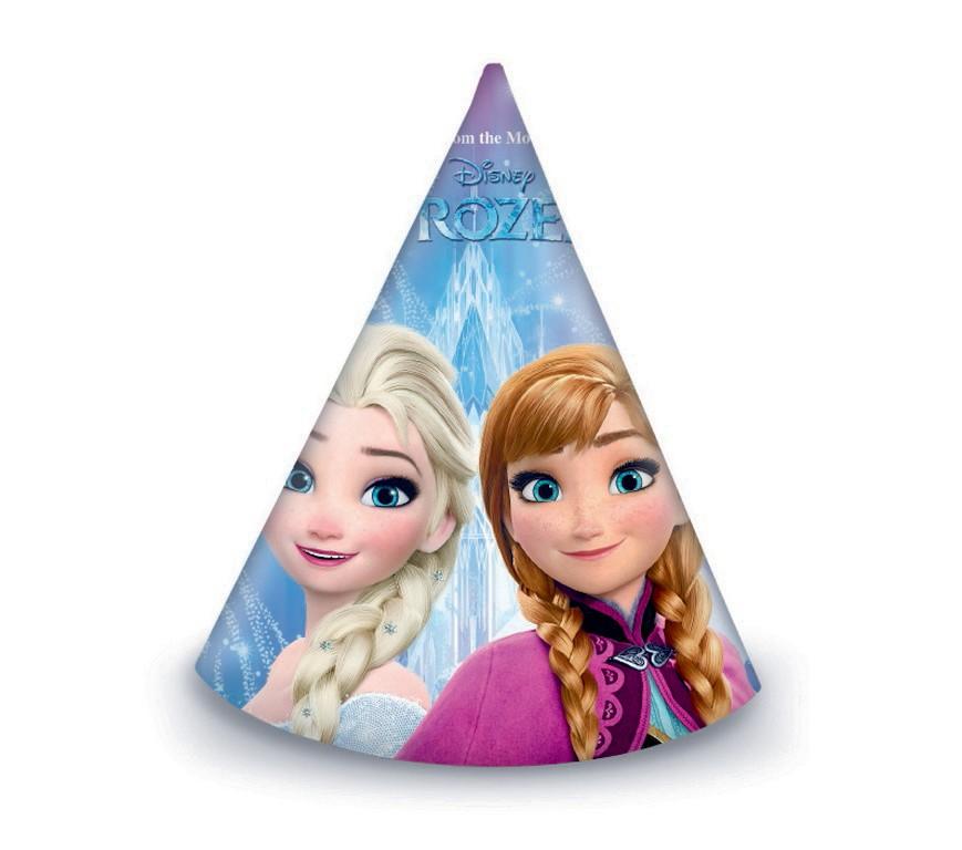 bf42a689a Klobúk papierový Frozen- 6ks | eshop | Nina-fashion.sk