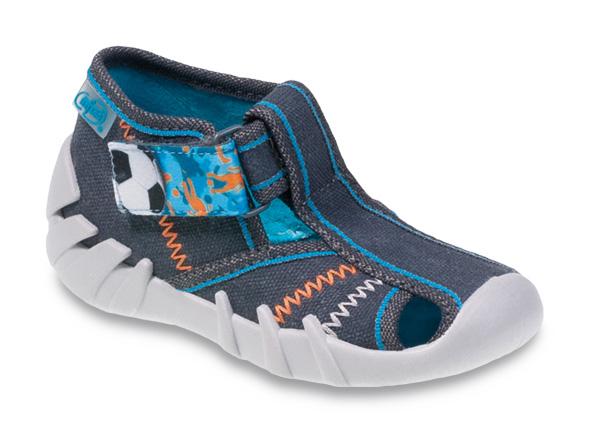 Chlapčenské papuče, sandálky BEFADO - 190P079 24