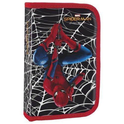 Peračník Spiderman dvojklopý prázdny