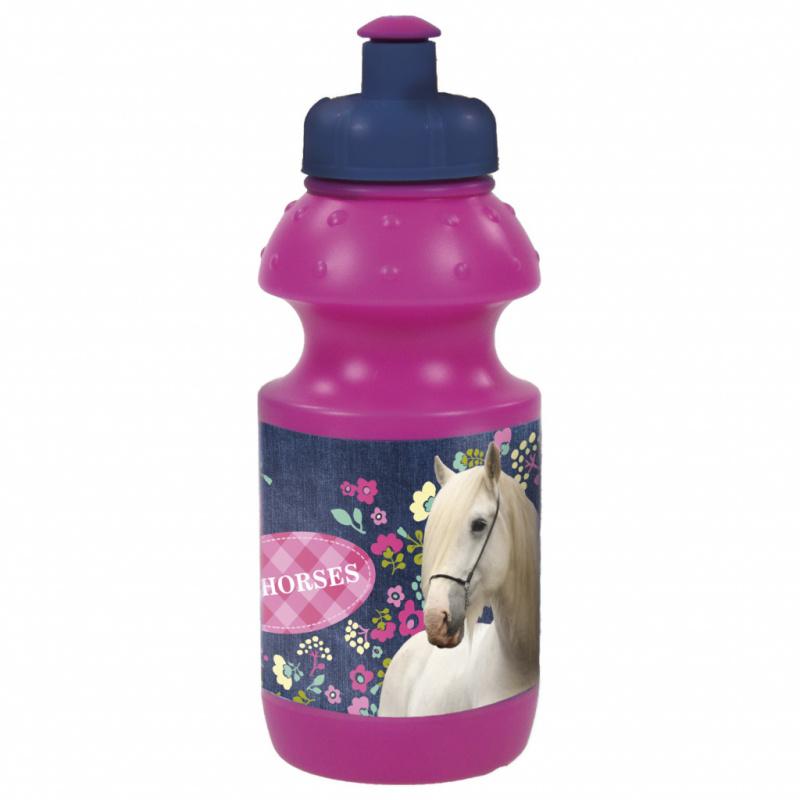Plastová fľaša koník  330ml