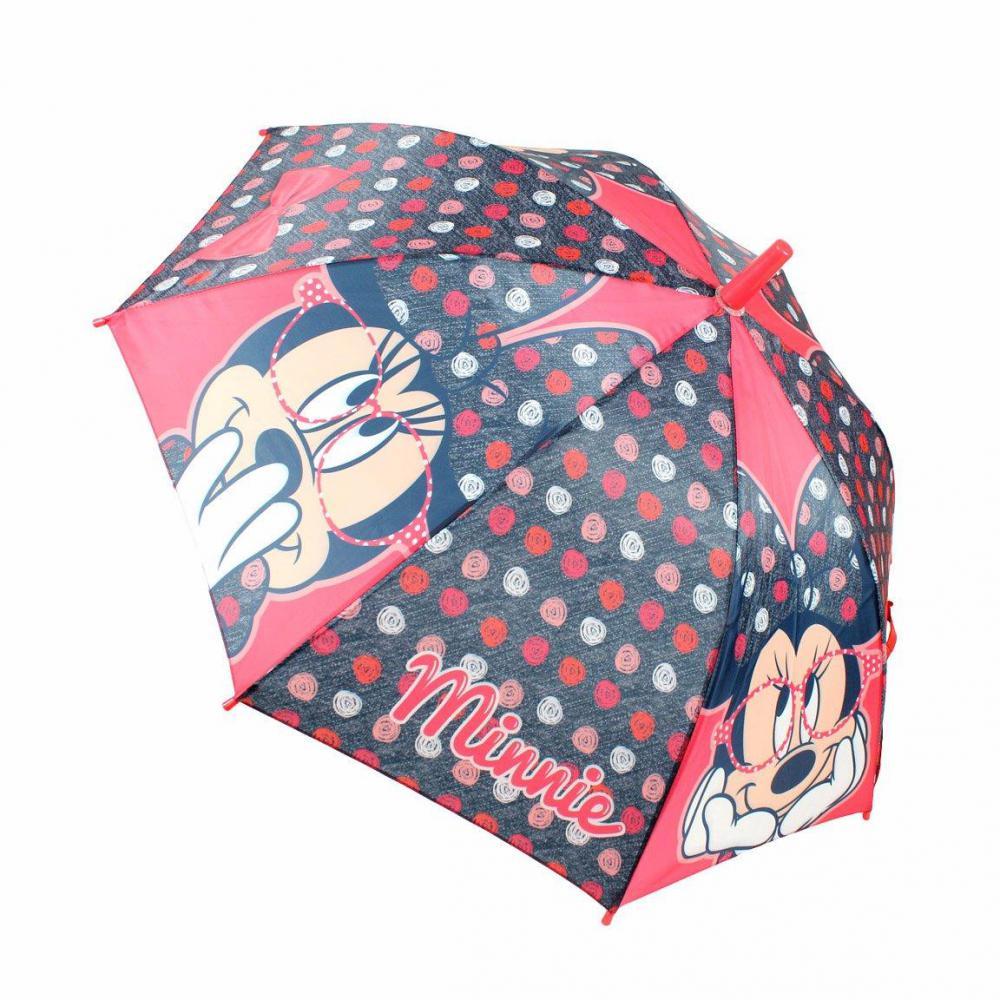 Dáždnik Minnie vystreľovací