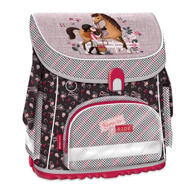 Školská taška Born To Ride