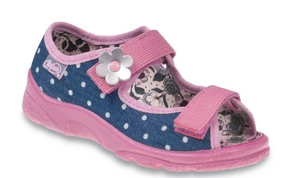 Dievčenské sandálky BEFADO - 969X093 26