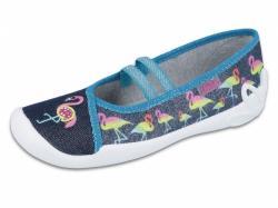 86dd22aca146 Dievčenské papuče BEFADO - 116Y251