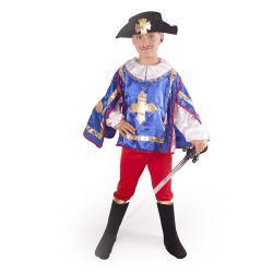 35be0e62986f Karnevalový kostým Mušketier