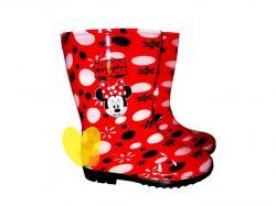7b5a6ea8bc Gumáky Disney Minnie červené