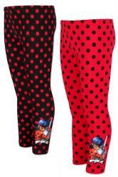 2679786f212d Legíny Miraculous - Ladybug červené a čierne