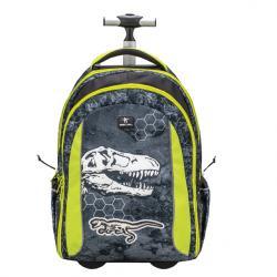 43a74e63d9 Školský batoh na kolieskach BELMIL T-REX