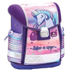 34a81ac2b9 Školská taška BELMIL Believe Jednorožec