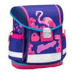 5e8a408727 Školská taška BELMIL Flamingo