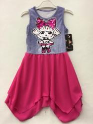 544c6d8eb1 Dievčenské šaty L.O.L. Surprise s flitrami