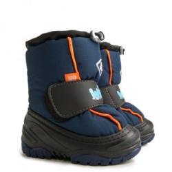 a1f6ae8fb9 Chlapčenské snehule DEMAR - ICE SNOW A modré