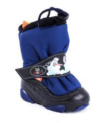 4534ed009da Chlapčenské snehule DEMAR - Snowmen C tm.modrá